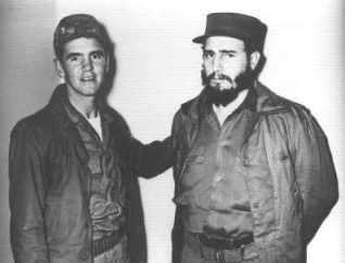 Neill with Fidel